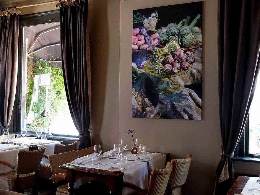 Te gast bij Michelin restaurant Soigné Bussum