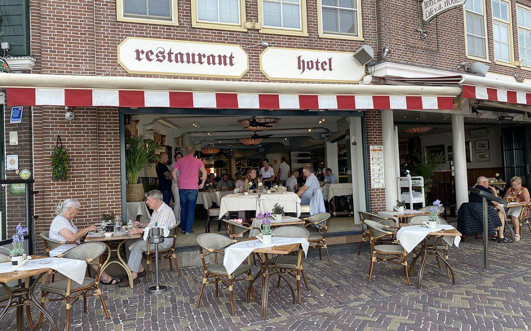 Te gast bij Van den Hogen Volendam