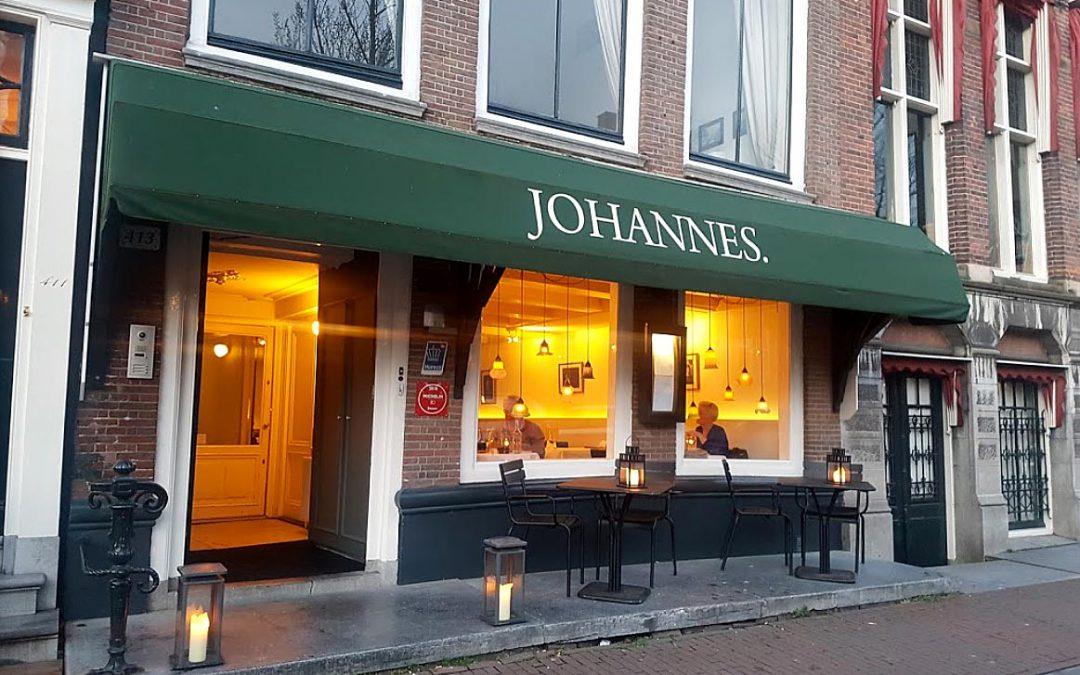 Restaurant Johannes, een fantastische cuisine-beleving